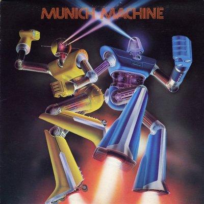 "Giorgio Moroder -           ""Munich Machine"""